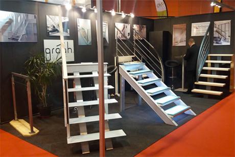 Ambiance Escalier - Créateur, fabricant et installateur en Alsace