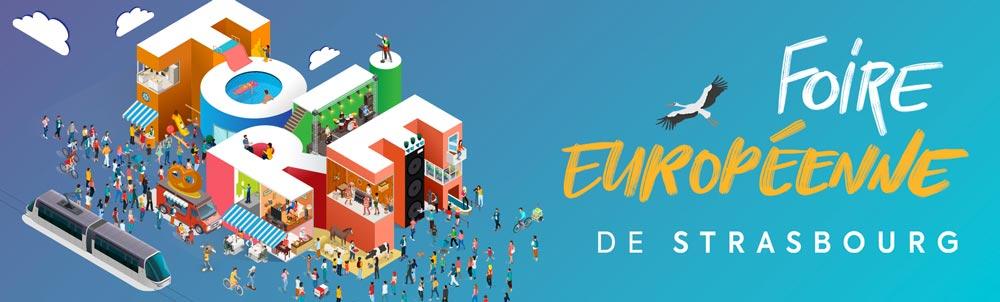 Foire européenne Strasbourg 2019