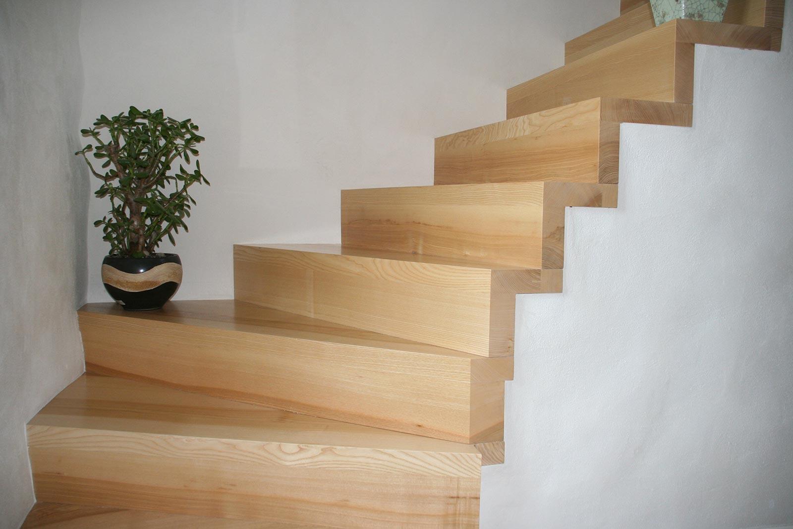 habillage bois 6 ambiance escalier. Black Bedroom Furniture Sets. Home Design Ideas